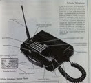 1991 encyclopedia entry for cellular telephone