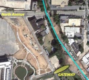 BeltLine Gateway to Historic Fourth Ward Park