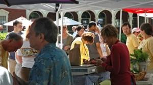 Piedmont Park Green Market