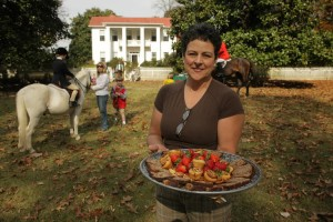 Photo of Delta plantation and meal