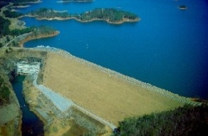 Lake Lanier and Buford Dam