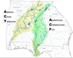 Tri-state water wars