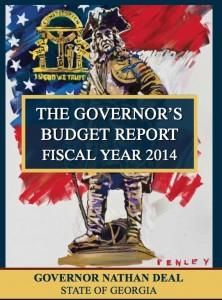 2014 budget cover
