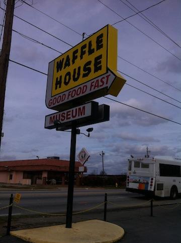 Waffle House Museum in Avondale Estates
