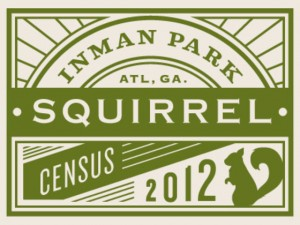 Icon for Inman Park Squirrel Census