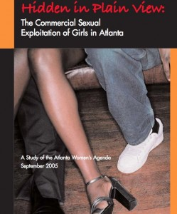 This 2005 report appears to contain the latest statistics available on prostitution in Atlanta. See story for a link to the report.