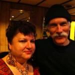 Photo of Lisa Przepasniak and Robert Kwasha of the ACZA.