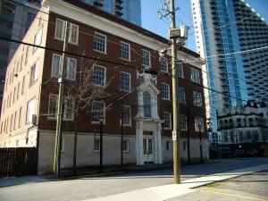 Neel Reid's McCord Apartments - 1923 (Georgia Trust for Historic Preservation)