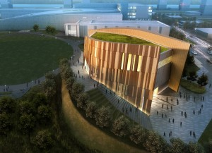 Phase One of the National Center for Civil and Human Rights
