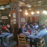 The rambling brick layout has helped make Everybody's a landmark at North Decatur and Oxford Roads, where for 41 years the restaurant has served pizza and memories.