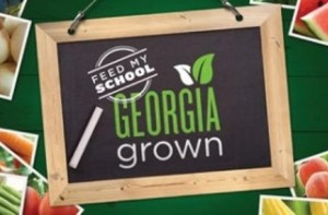 Georgia-grown food products are being promoted in schools by state Superintendent John Barge and agricuture Commissioner Gary Black. Credit: Ga. Dept. of Agriculture