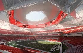 New Falcons Staduim