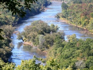 The Flint River would receive water pumped from aquifers under a proposal by the Southwest Georgia Regional Commission. File/Credit: sherpaguides.com