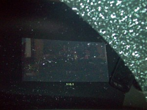 """Photo of the Drive Invaders opened the 2013 season on April 3 by watching """"G. I. Joe: Retaliation"""" on a rainy night at the Starlight Six Drive-In."""