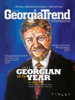 Bill was honored as Georgia Trend's 2012 Georgian of the Year.