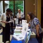 African American visitors attend the Family History Conference at the Atlanta History Center