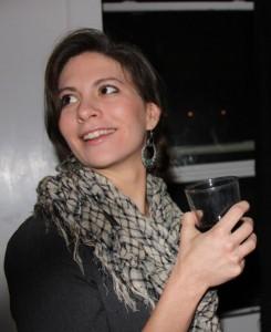 """Photo of Kimberly """"Berly"""" Logan, a bartender at Houston's Peachtree."""