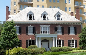 Randolph-Lucas House will be moved to Ansley Park due to efforts by the Buckhead Heritage Society.