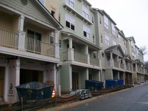 Residential sales are on the upswing but remain uneven across metro Atlanta, according to the Federal Reserve Bank of Atlanta. This development is aimed at pending demand in Buckhead. Credit: David Pendered