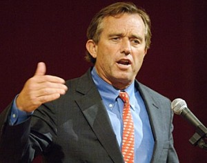 Comments by Robert F. Kennedy, Jr. about metro Atlanta's water management sparked responses from Atlanta leaders. Credit: opportunitygreen.com
