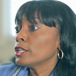 Next week in Moments: Cynthia Jones Parks