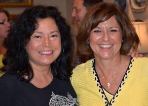 Cohn & Wolfe alums  Lynn Duran and Carol Schumacher, VP Investor Relations of Wal-Mart