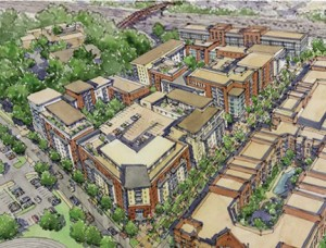 A vision of how the 19-acre could be developed according to BeltLine master plan