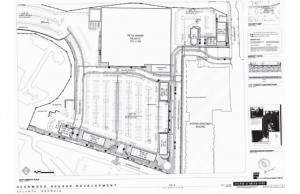 Proposed Fuqua development on Glenwood Avenue