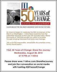WXiA's 50 Years of Change