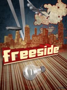 Logo for Freeside Atlanta