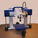 Photo of a 3-D printer