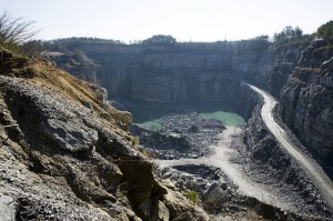 The Bellwood Quarry — planned to be one of the city's largest parks (Special - Atlanta BeltLine Inc.)