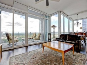 One unit remains for sale in Post's Ritz-Carlton Residences project in Buckhead. The price for the 32nd floor unit likely tops $2.3 million. Credit: cdn.neighborcity.com
