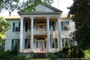 Greek Revival houses in Troup County