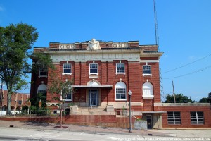 Griffin City Hall in Spalding County
