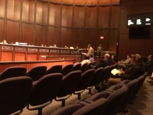 Atlanta Mayor Kasim Reed notifies the Atlanta City Council that $100 million in sales tax revenues are at risk. Credit: David Pendered