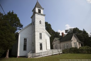 Church of the Purification of the Blessed Virgin Mary in Taliaferro County