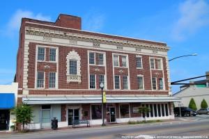 Sowega building in Cook County (Photos by Halston Pitman)