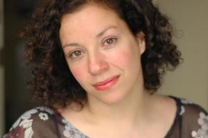 """Photo of Suehyla El Attar, who wrote """"Third Country."""" She understands the problems of assimilating into American culture. Her family emigrated to the U.S. from Egypt. Credit: Third Country, 2013, Horizon Theatre Company."""