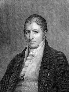 Eli Whitney lived in Georgia for just a year, on Catharine Greene's Mulberry Grove plantation near Savannah. It was there he invented the cotton gin.