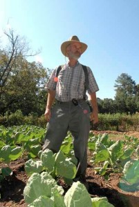 "Proposed legislation to allow people to grow food for their personal consumption would not have extended to Steve Miller, the ""Cabbagegate"" farmer in DeKalb County who grew food to give to friends and customers, and to sell. Credit: foodfreedom.wordpress.com"