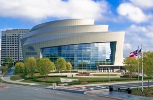 The Coliseum and Exhibit Hall Authority (Cobb-Marietta) opened the Cobb performing Arts Centre in 2007. Credit: wdanielanderson.files.wordpress.com