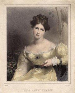 Fanny Kemble published a graphic account of the horrors of slavery, based on firsthand experience at her husband's plantation.