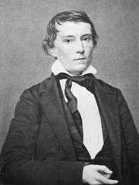 Alexander Stephens met and became friends with Abraham Lincoln when the two began their first terms in Congress, in 1843.