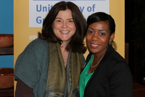 United Way of Greater Atlanta board Chair Susan Bell and Young Professional Leaders Board Chair Katerina Taylor. Credit: KRJ Productions
