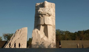 The Martin Luther King, Jr. Memorial in Washington, D.C. Credit: architecture.about.com