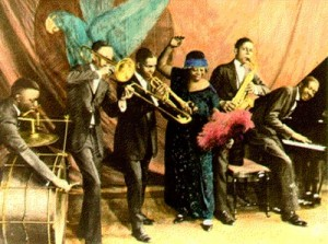 """Known as the """"Mother of the Blues,"""" Gertrude """"Ma"""" Rainey began her career with a performance at the Springer Opera House in Columbus."""