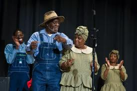 The McIntosh County Shouters are keeping alive the ring-shout, a musical tradition associated with enslaved Africans who lived on the Georgia coast.