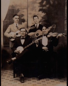 The Georgia Yellow Hammers were an old-time fiddle string band from Gordon County. The band was active in the 1920s.