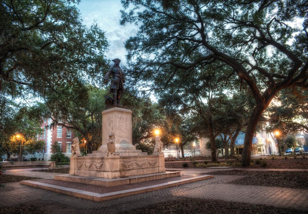 Courtesy Visit Historic Savannah.com